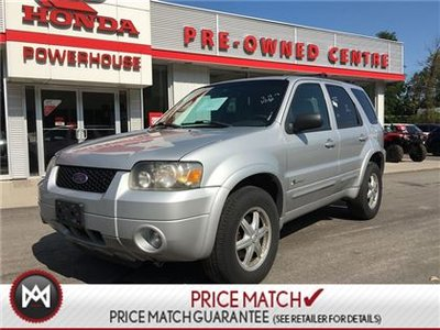 Ford Escape Hybrid *** AS TRADED *** 2005