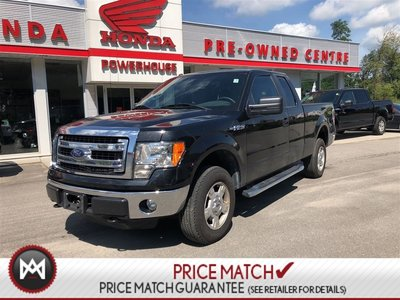 Ford F-150 6 PASSENGER! REMOTE START! RUNNING BOARDS! 2014