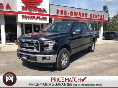 Ford F-150 XLT* 4X4! BACK-UP CAM! HEATED SEATS! BLUETOOTH! 2017