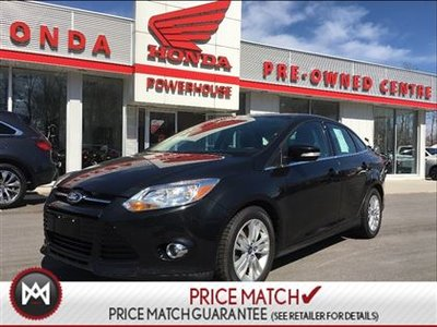 2012 Ford Focus SEL**$39.53 WEEKLY!!!!*LOW KM!!! CLEAN!!NEW TIRES!