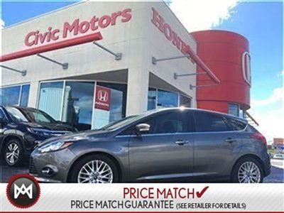 2013 Ford Focus NAVIGATION, HEATED SEATS, POWER GROUP