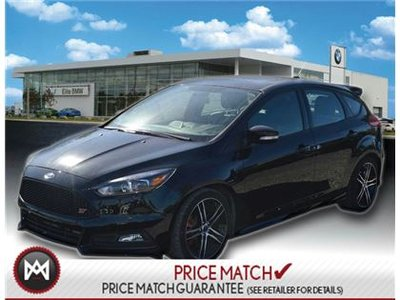 Ford Focus ST, MANUAL, LOW KMS 2016