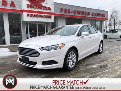 2016 Ford Fusion SE* BACKUP CAM! BLUETOOTH!