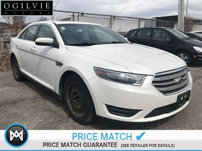 2014 Ford Taurus AWD WTP Navi Sunroof Heated seats Ajustable pedals