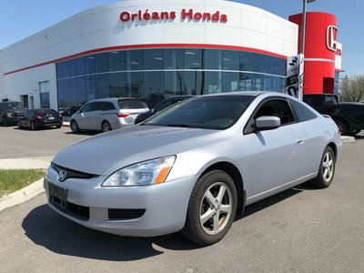 2003 Honda Accord Cpe EX, LEATHER ,SUNROOF, KEYLESS ENTRY