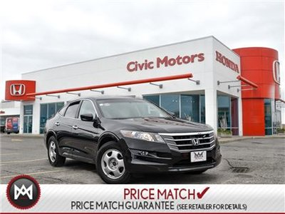 2010 Honda Crosstour EX-L - LEATHER, SUNROOF, BLUETOOTH