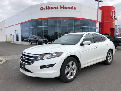 2011 Honda Accord Crosstour EX-L ,LEATHER INTERIOR, HEATED SEATS, HANDS FREE
