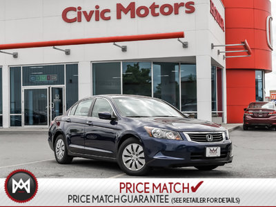 2009 Honda Accord Sedan LX - CRUISE CONTROL, AIR CONDITION, POWER WINDOWS