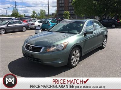 Honda Accord Sedan EX-L - LEATHER, HEATED SEATS, SUNROOF 2010