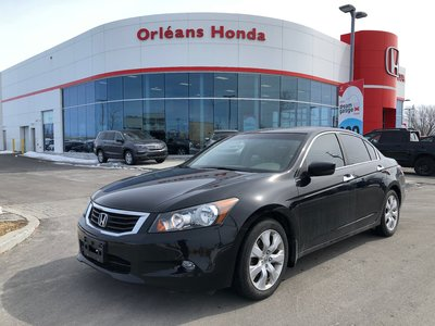 2010 Honda Accord EX-L V6 NAVIGATION LEATHER