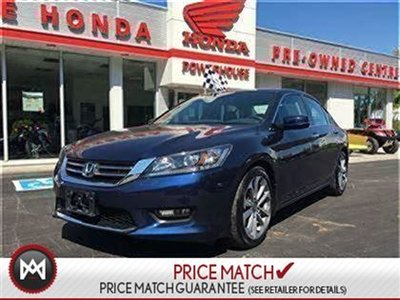 2014 Honda Accord Sedan SPORT! RUST PROOFING***YOU NEED TO SEE THIS ONE!!!
