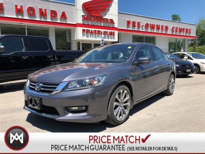 2014 Honda Accord Sedan SPORT! BACK UP CAMERA! PADDLE SHIFTERS! BLUETOOTH!