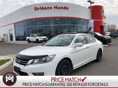2013 Honda Accord EX-L V6 ,POWER SEATS,HEATED SEATS