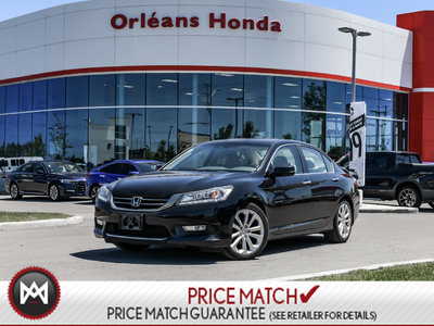 2013 Honda Accord TOURING,LEATHER, ROOF, BACK UP CAMERA,