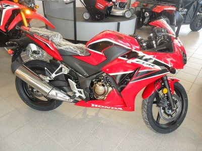 2018 Honda CBR300RA ONLY $30.18 WEEKLY! ABS! FUEL INJECTED!LIGHTWEIGHT