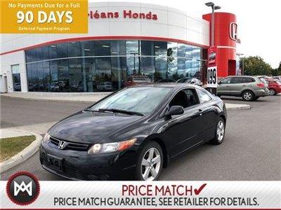 2008 Honda Civic Coupe SUNROOF, AUTOMATIC,CRUISE CONTROL