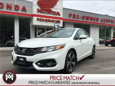 2014 Honda Civic Coupe Si - JUST ARRIVED