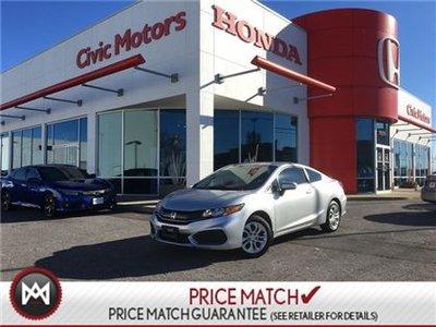 2014 Honda Civic Coupe LX - BLUETOOTH, HEATED SEATS, CRUISE CONTROL
