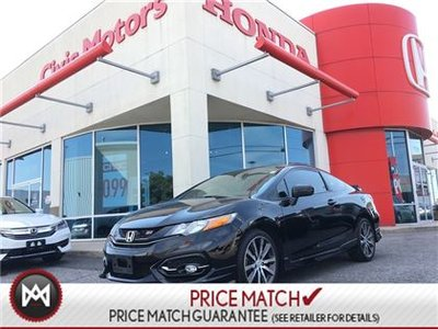 2015 Honda Civic Coupe SI - HFP PACKAGE, NAVIGATION, SUNROOF