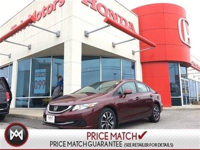 2013 Honda Civic Cpe EX-L - NAVI, LEATHER, HEATED SEATS