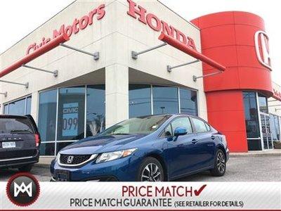 2013 Honda Civic Sdn EX SUNROOF ALLOYS HEATED SEATS