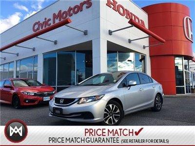 Honda Civic Sdn EX - SUNROOF, HEATED SEATS, BACK UP CAMERA 2013