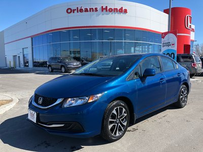 Honda Civic EX SUNROOF BACK UP CAMERA 2013