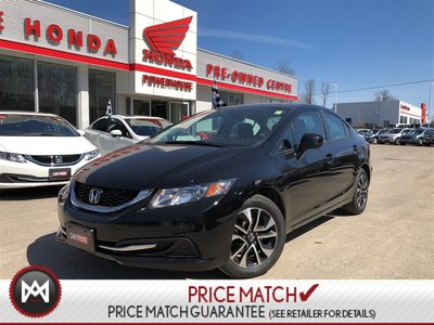2013 Honda Civic Sdn EX* SUNROOF! 4 NEW TIRES! $55.47 WEEKLY!