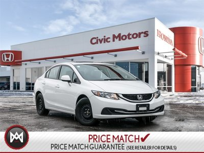 2013 Honda Civic Sedan EX - SUNROOF, HEATED SEATS, BLUETOOTH