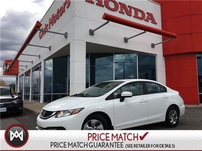 2014 Honda Civic Sedan LX - HEATED SEATS, BLUETOOTH, CRUISE