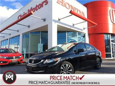 Honda Civic Sedan EX - SUNROOF, HEATED SEATS, BACK UP CAMERA 2014