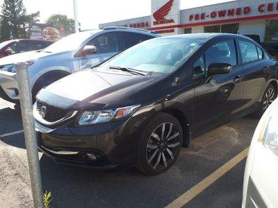 Honda Civic Sedan TOURNING* EXTENDED WARRANTY! NAVI! LANE WATCH CAM! 2014
