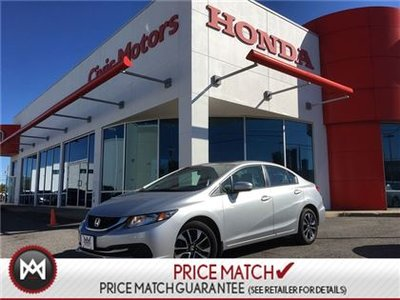 2015 Honda Civic Sedan EX - SUNROOF, HEATED SEATS, BACK UP CAMERA