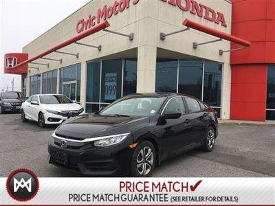 Honda Civic Sedan DX - HEATED MIRRORS, POWER LOCKS, POWER WINDOWS 2016
