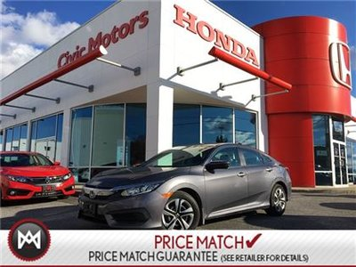 Honda Civic Sedan LX - ANDROID AUTO, APPLE CARPLAY, HEATED SEATS 2016