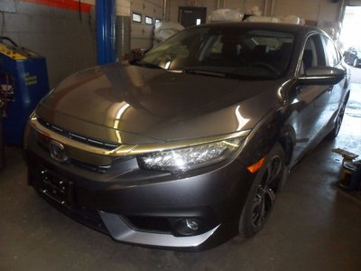 2016 Honda Civic Sedan TOURING*LOADED*LIKE NEW*LOW KMS!EXTENDED WARRANTY