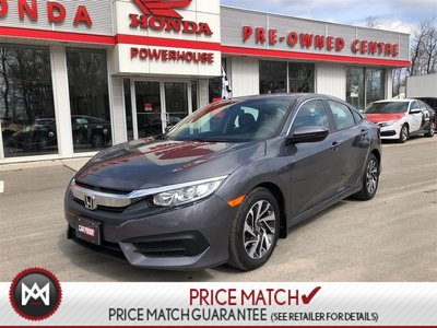Honda Civic Sedan EX* SUNROOF! REMOTE START! 2016
