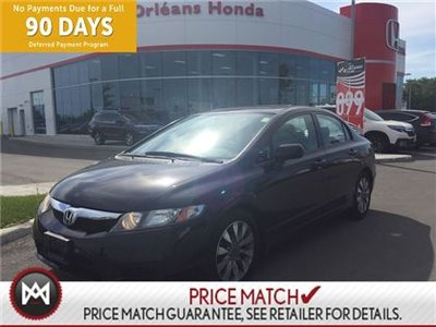 Honda Civic EX-L, LEATHER HEATED SEATS, SUNROOF,CRUISE CONTROL 2009