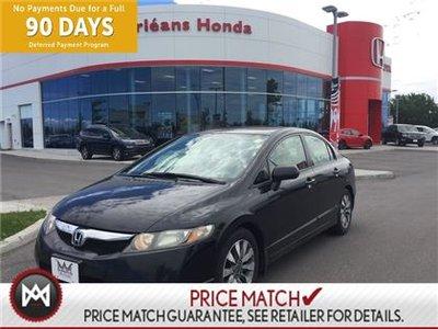 2009 Honda Civic EX-LEATHER, HEATED SEATS, CRUISE CONTROL