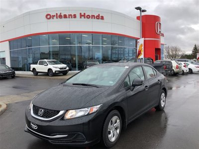 2013 Honda Civic LX, HEATED SEATS, BLUETOOTH, HANDS FREE CAPABILIT