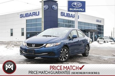2013 Honda Civic EX Loaded Must SEE