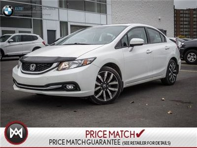 2014 Honda Civic TOURING, SUNROOF, LEATHER