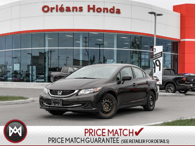 Honda Civic EX,HEATED SEATS,BACK UP CAMERA 2014