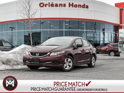 2014 Honda Civic LX- Auto