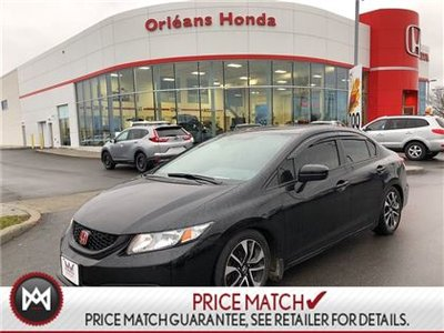 2015 Honda Civic EX,SUNROOF,HEATED SEATS,BLUETOOTH