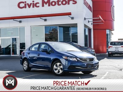 2015 Honda Civic LX - Heated Seats, Back UP Camera, Cruise Control