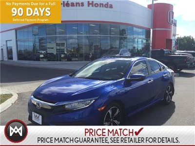 Honda Civic TOURING,NAVIGATION,LEATHER ,HEATED SEATS 2016