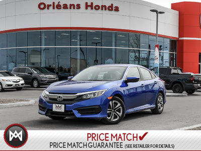 2016 Honda Civic LX BACK UP CAMERA HEATED SEATS