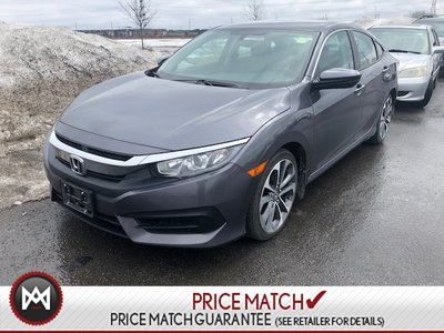 2016 Honda Civic LX- With Warranty TO 100,000 KMS