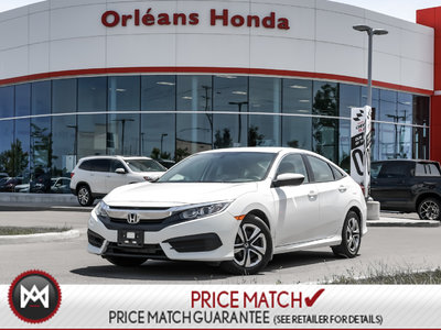 Pre Owned 2017 Honda Civic Lx Heated Seats Apple Car Play